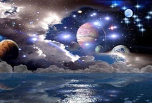 THE UNIVERSE/SPACE / THE UNIVERSE....OUT IN SPACE / by Queeniee Northeast