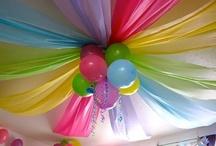 Party Ideas  / by Hammadah Talib