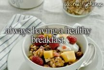 wakey wakey eggs and bakey / Breakfast, brunch recipes / by 👑👑C E L I A     2.0👑👑