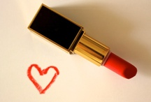 makeup i love  / by Rachel Sanders