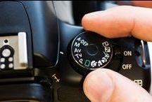 photoshop actions + Camera Tips / by Kimberley Kufaas