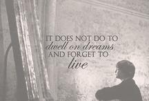 Harry Potter. / by Hannah Hansen