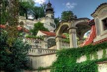 Favorite Places & Spaces / My favorite places!Mostly Paris ;) / by Fal Franz