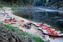 River Camps / There's the hustle and bustle of getting on the water, there's the flow down the river, then there's camp set up which turns into the most relaxing, fun and cozy part of the trip. Sharing good stories and great food, our river camps are unparalleled. / by Holiday River Expeditions