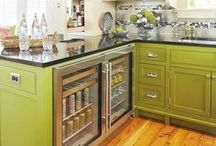 Kitchen Ideas / by Evelyn Cathey