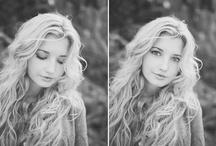 High School Senior Portrait Inspiration / by Amelia Archer