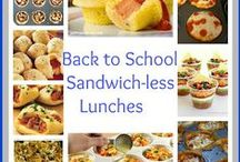 Lunch Box Ideas / by Denise Greenwood {frazzled JOY}