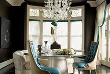 Dining Spaces / by Evelyn Cathey