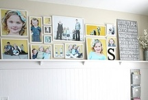 wall decor / by Cari Brewer