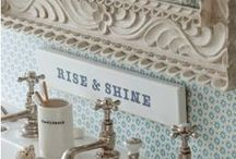 All In The Details..Bath  / by Mary Jane Reelitz