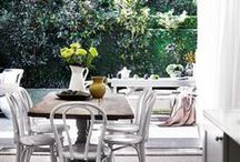 Dining Spaces / by Home Beautiful magazine