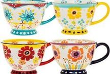 I Collect Cups! / Cups & Mugs! / by Sandy English