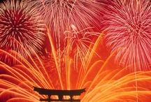 Yahoo!Fireworks! / by Sandy English