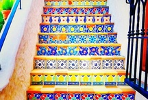 UNboring Stairs / by Tanya Young