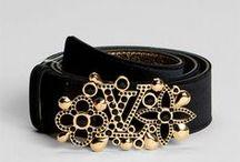 Women Love Belts! / by Sandy English