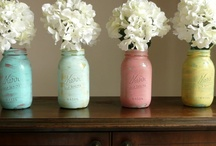 Tablescapes & Centerpieces / by Tanya Young