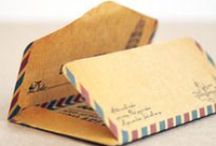 Postal service / by Anna Ripple
