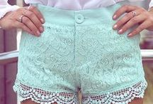 Lovely Lace! / Lacey Things! / by Sandy English