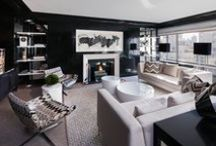 Interiors / by StingyStyle