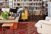 Interiors / by Cate Lagueux