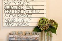 Favorite Verses/Quotes / by Kristin Hoaglund