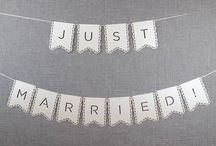 Wedding / #wedding, #bride, #groom, #marriage, #wed, #bestman, #bridesmaid, #flowers, #centerpiece, #tableau / by Paola