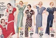 1930s -1940s / by Suzette Davidson
