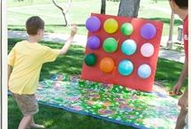 Childrens Games & Activities  / by Pauli Sweigart