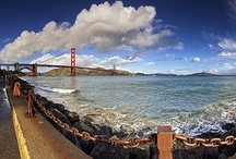 My City By The Bay / My birth place and summer stomping ground. Thanks for the memories!! Always in my heart and on my mind, miss you so much Auntie M. / by Tracy Walker