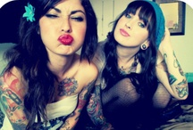 Tattoos  / by Samantha Rivera
