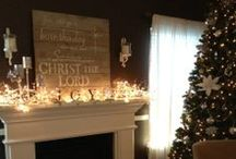 Christmas Decor Inspirations / by Sara Reynolds Wolcott