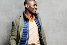 Men's Layered Looks / New layered looks for fall / by Lands' End
