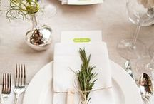 Wedding / Eco-friendly, green, and sustainable wedding ideas and inspiration for environmentalists, lovers, diy crafters, and brides and grooms who rejoice in the earth! / by Susty Party