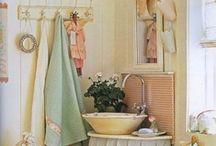 bathrooms / by Deneal Bullock