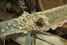 Cuff Bracelets.. / by Deneal Bullock