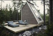 For My Lake-Summer-Beach House / by Helle Melgaard Gregersen