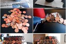 Dollars and Cents / Money, money, money! Learn more about your currency and get creative with other ways to use cash. / by Firefighters Community Credit Union
