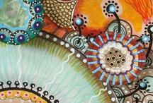 Doodle/Zentangle love / by Kay Hammock
