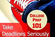 The College Years / Heading to college can be scary, but planning and budgeting for the next step in your life will make it easier. / by Firefighters Community Credit Union