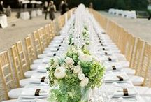 Long Reception Tables  / by Social Tables