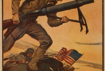 WWI / by Linda Hickerson