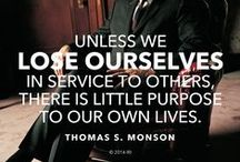 Making A Difference / Ways to be a force for good in the world. / by The Church of Jesus Christ of Latter-day Saints