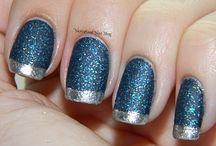 Nails / Nail color and nail art / by Ky Smith-Thomas