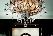 Chandeliers/Lighting / by Tracy Leigh Patrick