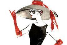 Fashion Illustrations / by Debra Heard