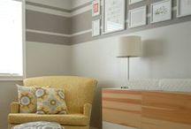 Simply Baby / cool modern nursery ideas, baby room / by Cynthia Mann