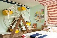 Big Boy's Rooms / by Cynthia Mann