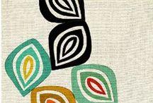 Vintage Fabric Adoration / by Cynthia Mann