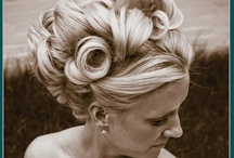 Hairstyles/Updos / Here are a few of my favorite hairstyle and updo inspirations that I have seen along the way for the wedding day and beyond.  XXOO, Kristin with Kristin Hornberger Photography:  www.kristinHphotos.com / by Kristin Hornberger Photography