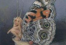 Gargoyles and Fairies / by Jannine-Greg Oates